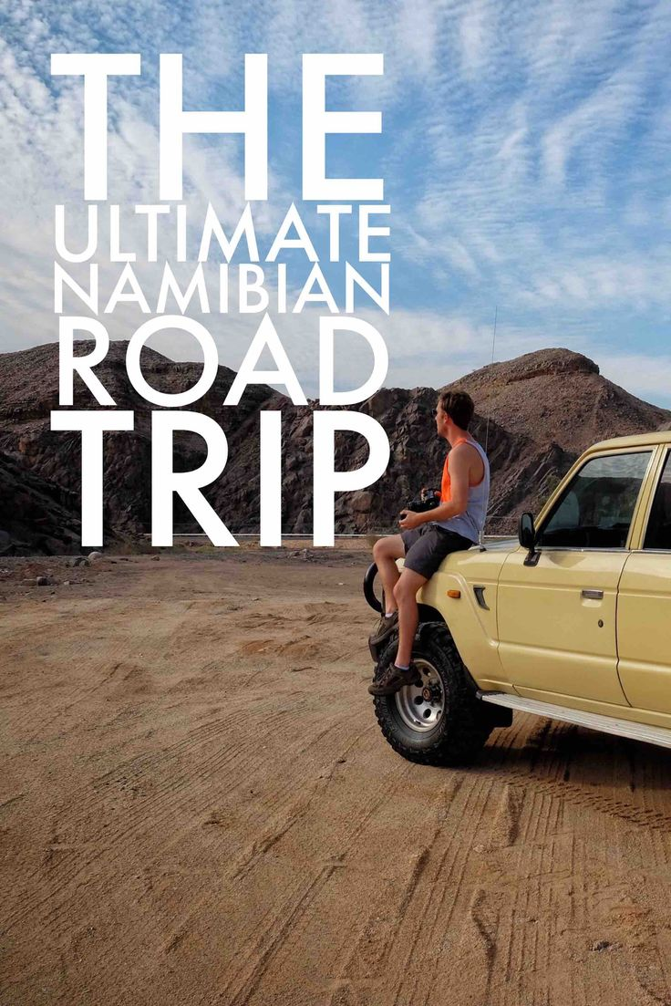 Going to Namibia? Be sure not to miss this guide on where to go, what to see, and even what to eat!