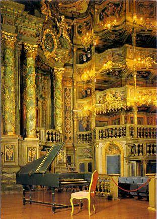 [Bayreuth: Markgraefliches Opernhaus]