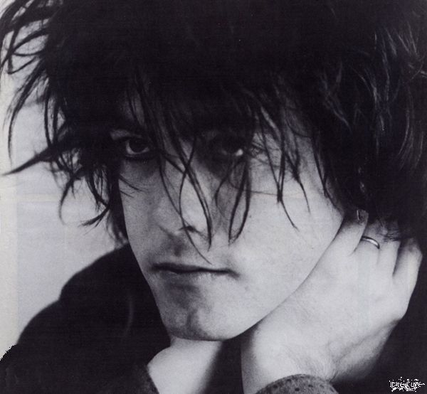 Robert Smith, The Cure, early eighties