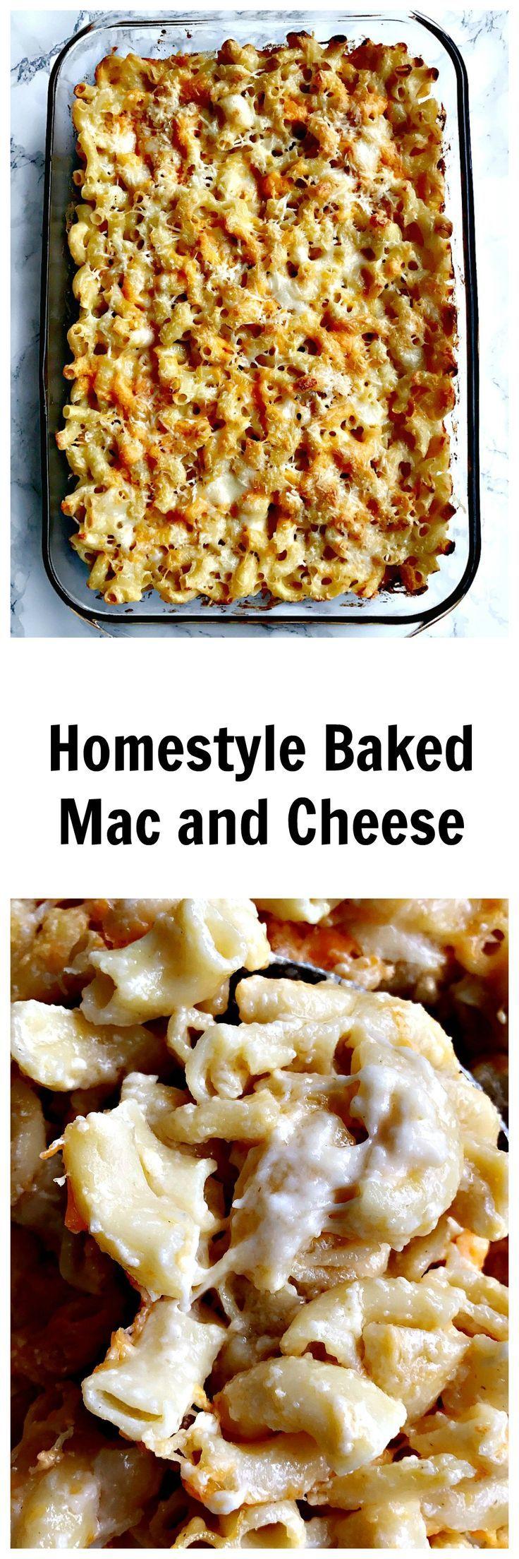 Baked Macaroni on Pinterest | Macaroni and cheese, Macaroni and Cheese ...