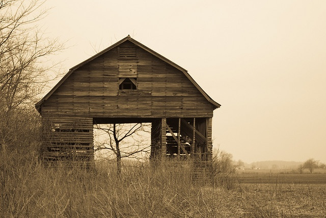 great picture of barn