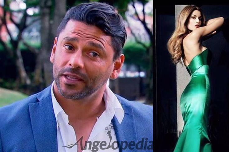 Former soccer player Gerardo Bedoya admits he was close to Ariadna Gutiérrez