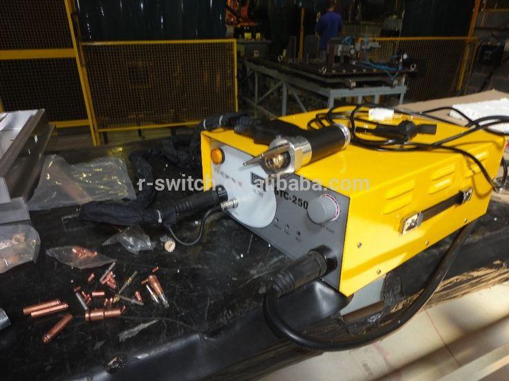 m3-m10 screw studs use stud welder STC-2500