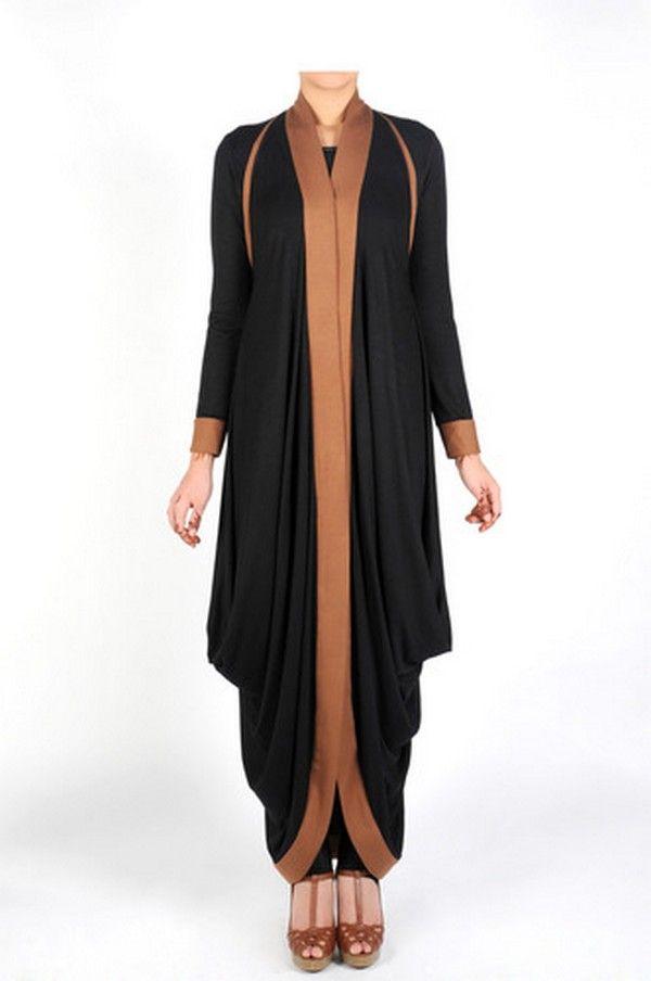 Latest Abaya Designs in Dubai   latest dubai abaya collection new abaya summer collection 2013 new ...