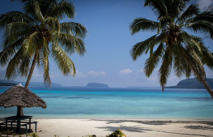 Eteläisen Tyynenmeren parhaat saaret