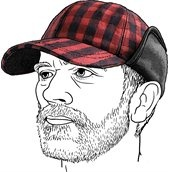 Men's Wool Plaid Cap - Elmer Fudd doesn't have anything on me! :-)