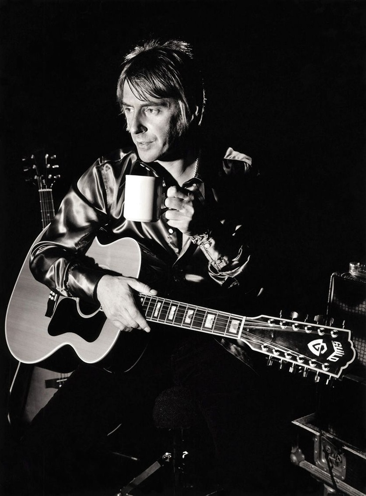 Paul Weller - Mick Hutson