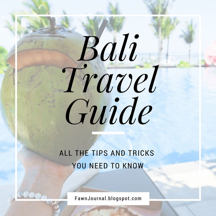 Holidaying in Bali? Heres a list of the paces to go and things to see while you're there! Plus tips for staying safe  https://fawnjournal.blogspot.com.au/2015/12/bali-guide-2015.html