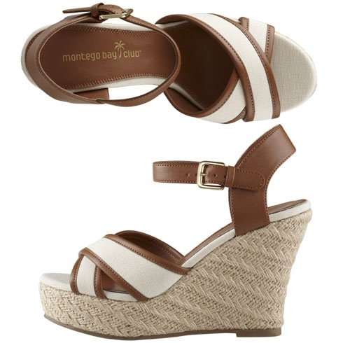 Payless Vegan Shoes ~ Low Heel Sandals