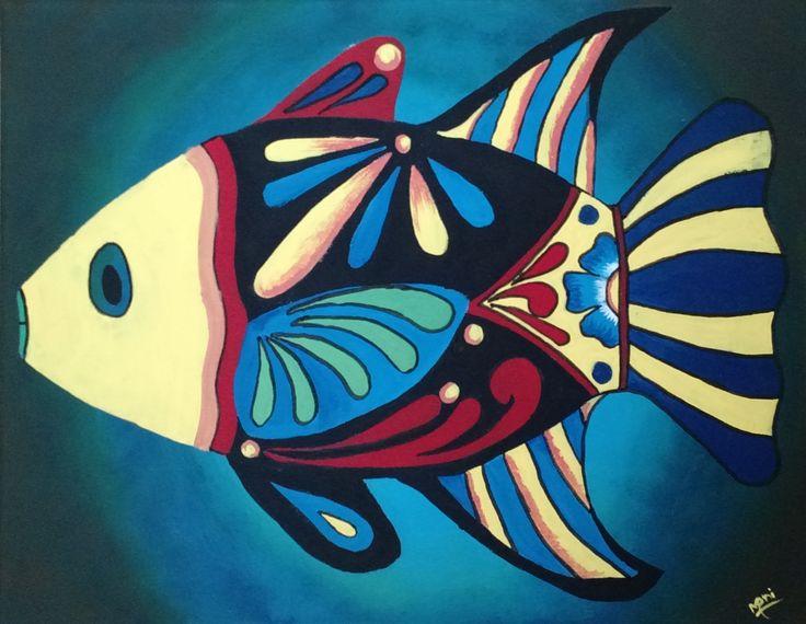 Sunfish(Acrylic)