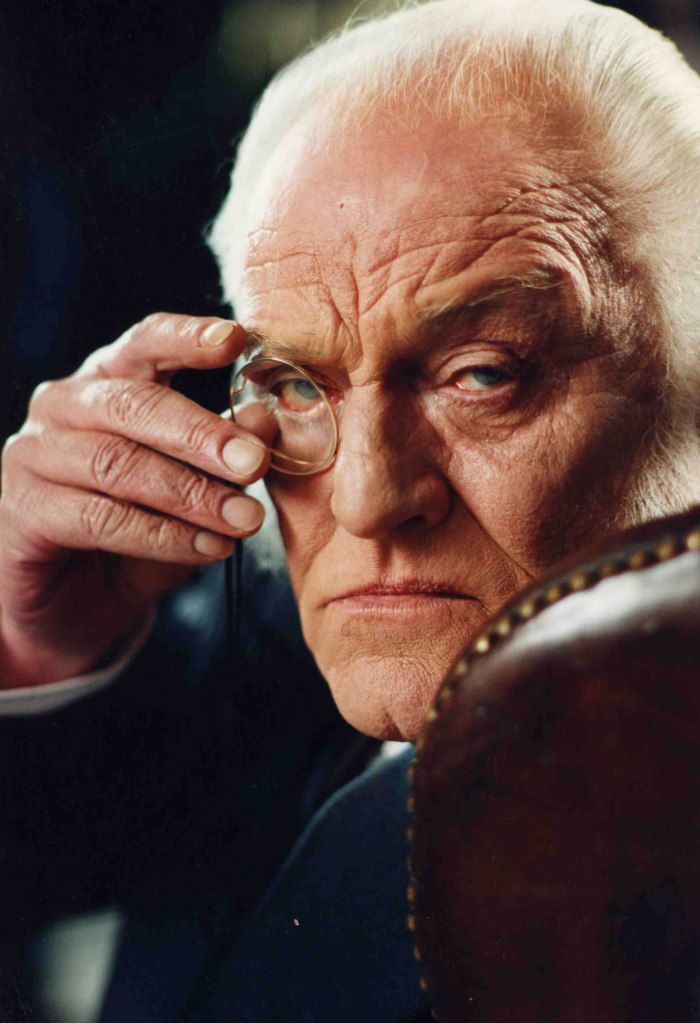 Charles Gray as Mycroft Holmes Sherlock Holmes | Best and Worst of Horror