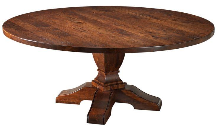Sheffield Pedestal Dining Table