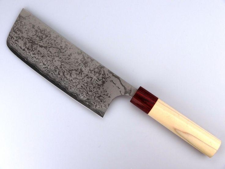 Masakage Kiri Nakiri (groentemes), 165 mm | Kiri | Japanse keukenmessen