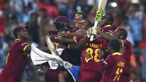 Carlos Brathwaite, Marlon Samuels smash West Indies to World T20 title | Stuff.co.nz
