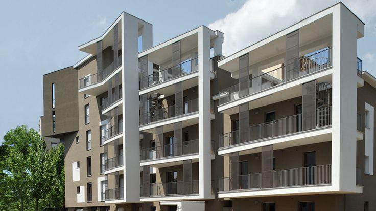 SOCIAL HOUSING CORSO CERVI – Picco Architetti
