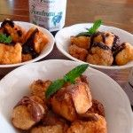 Gnocchetti fritti tricolore