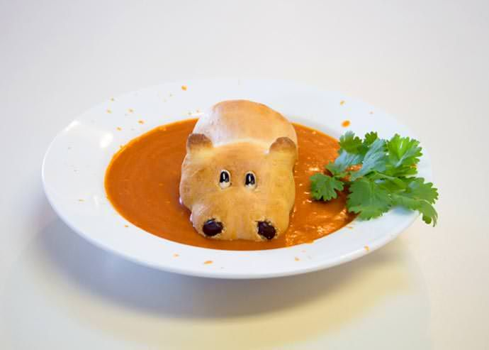 Cutest and Silliest Quick Hippo Bread Recipe For The Picky Eater