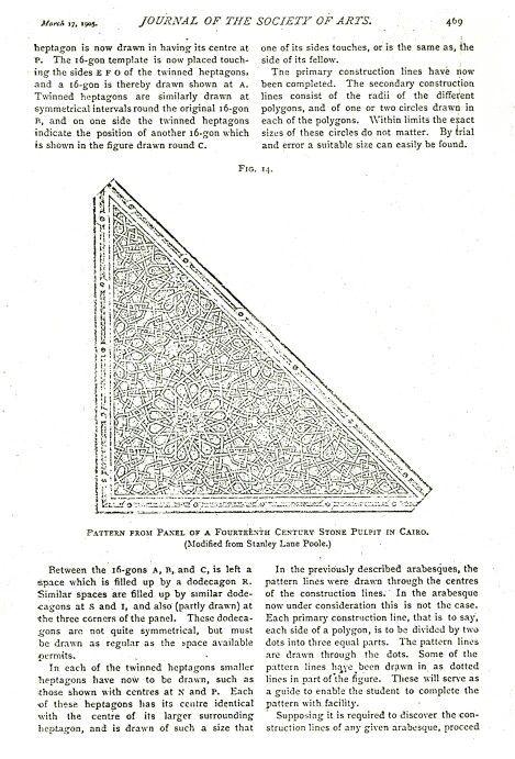 33 best geometry book images on pinterest geometry book islamic han 009 methods of design ernest hanbury hankin fandeluxe Images