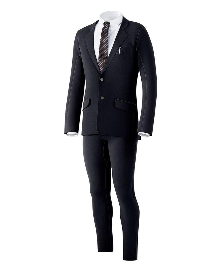 【予約販売】TRUE WETSUITS BLK  ウェットスーツ 4ピースセット