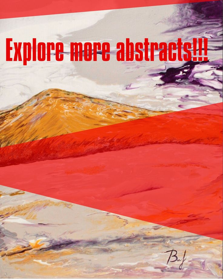 Exlore more abstract acrylic paintings on canvas, bright landscapes, mountain art, perfect wall decor for living-rooms, bedrooms or nursery.