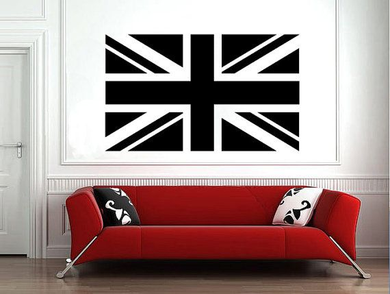Hey, I found this really awesome Etsy listing at https://www.etsy.com/listing/107158628/great-british-flag-wall-decal