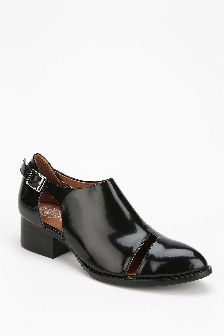 Jeffrey Campbell Leroy Cutout Oxford | Shoes | Pinterest ...