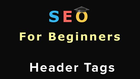 Here you will learn the importance of Header Tags in SEO and how you can use them correctly to boost your rankings!