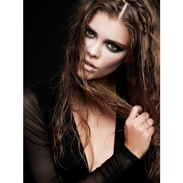 Nina Agdal - Bellazon ❤ liked on Polyvore featuring nina agdal