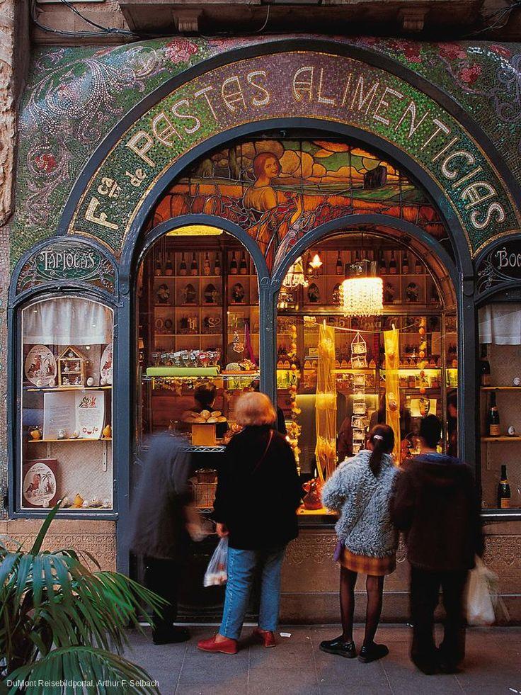 Pastisseria Escribà , Ramblas Barcelona Catalonia