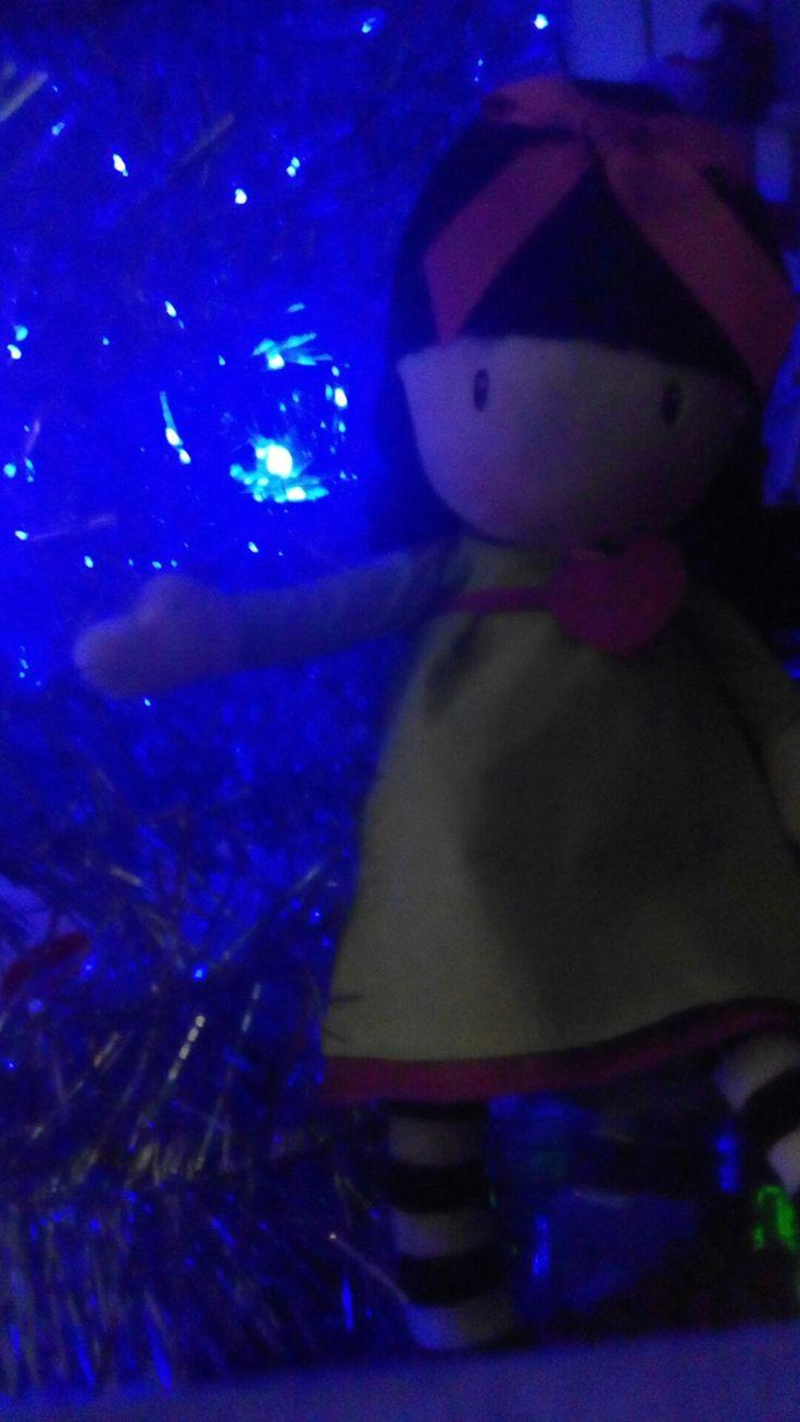 My new gorjuss doll