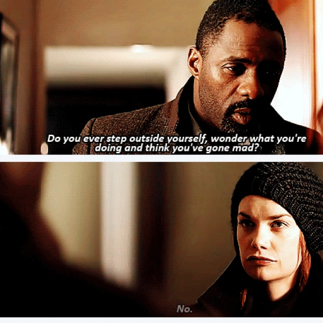 Luther + Alice