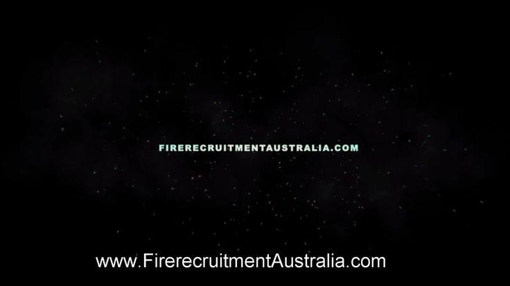 Firefighter Recruitment Victoria 2015