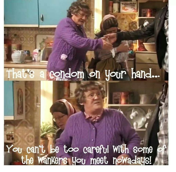 Mrs Brown's Boys! I love this!