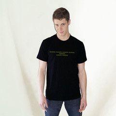 Binary Code T-Shirt: byte me