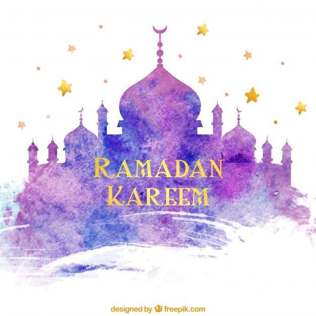 Festa junina ramadan background Free Vector