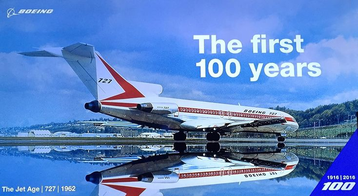 Boeing 727 - The first 100 years | by 727Whisperjet