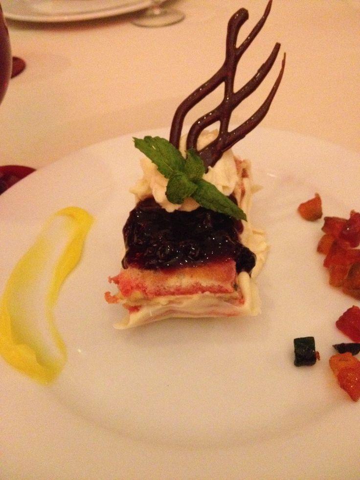^^ Canasta de Fruta Seca , Ciao Restaurant Punta Cana :)