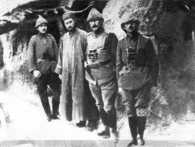 Ulu Önderimiz Mustafa Kemal'in Askerlik Fotoğrafları...Askeri Deha... Foto Galerisi - 14