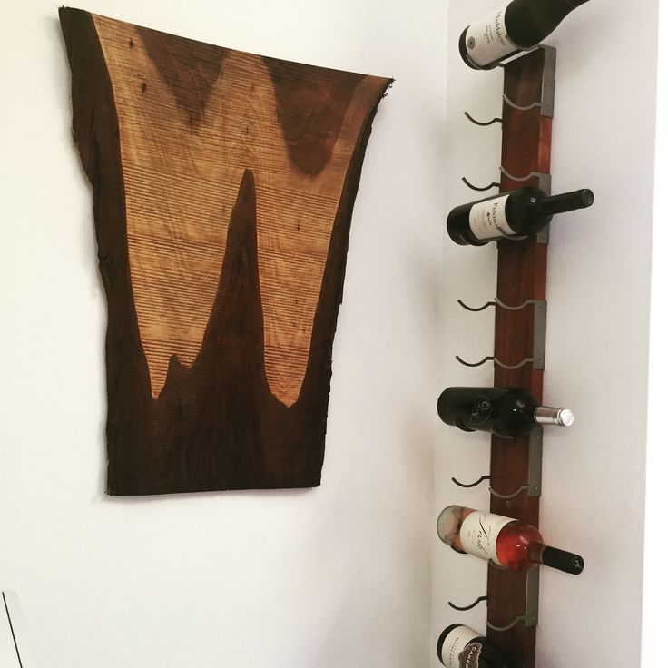 A functional wine display solution, available in many sizes and finishes.#wine#winery#winebar#cellar#napa#sonoma#pasorobles#culinary#resaurant#design#vintner#semmolier#interiordesign#modern#functional#display