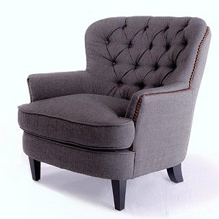 compare this great club chair at overstock.com for $379.00 to the Pottery Barn version that is double the price....you could treat yourself to two! Picture yourself curled up with a great book and a hand-woven throw...