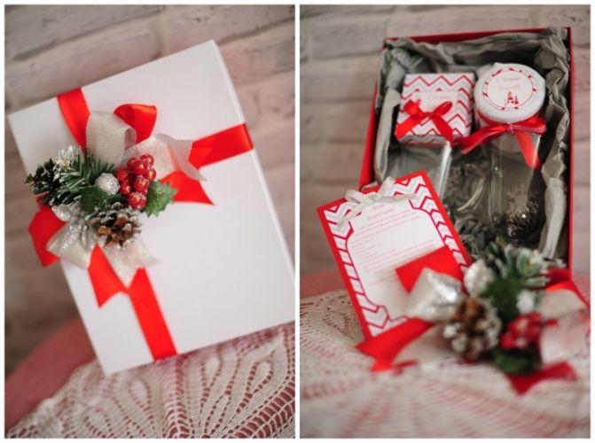 Подарочный набор Праздничный Пунш