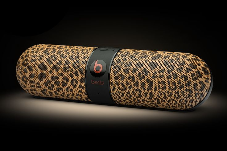 "Image of ColorWare Beats Pill ""Safari"""