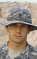 Army Sgt. 1st Class Jesse B. Albrecht  Died May 17, 2007 Serving During Operation Iraqi Freedom  31, of Hager City, Wis.; assigned to the 725th Brigade Support Battalion, 4th Brigade Combat Team, 25th Infantry Division, Fort Richardson, Alaska; died May 17 in Iskandariya, Iraq, of wounds sustained when an improvised explosive device detonated near his vehicle.