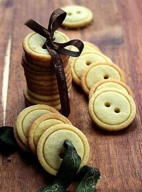 biscuits boutons