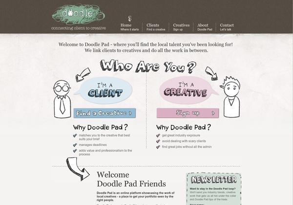 http://www.doodlepad.co.za