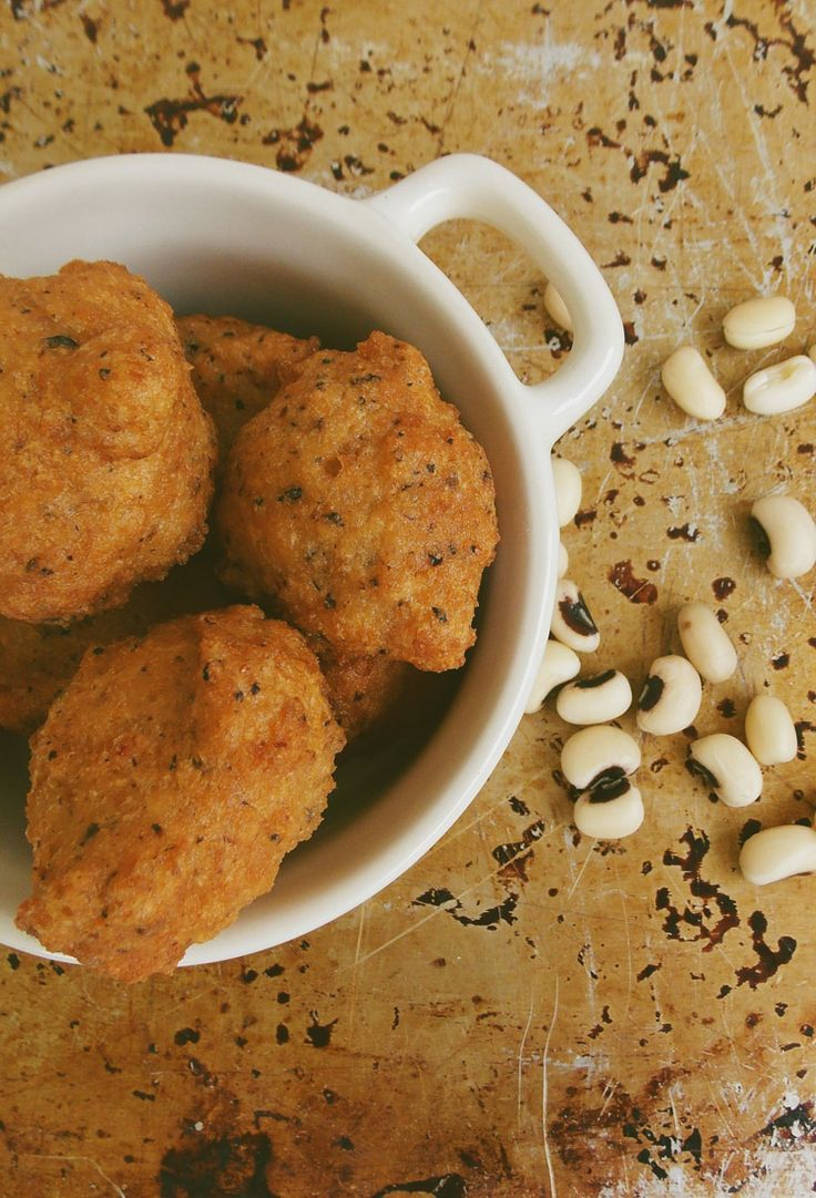 Easy black-eyed peas fritters recipe a.k.a. Cala on Aruba #recipes
