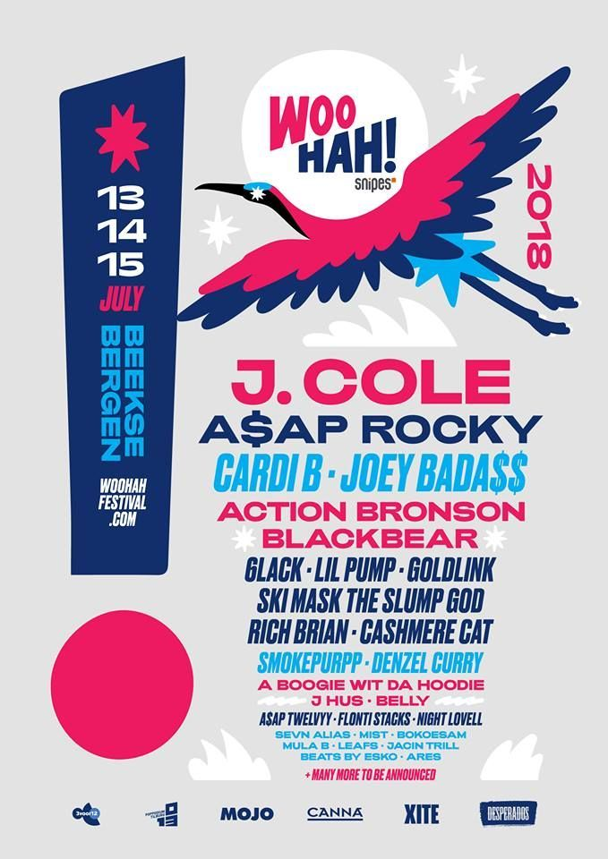 Image result for woo hah snipes music festival 2018