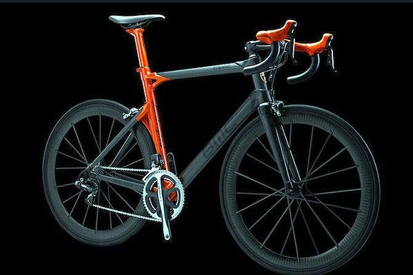 I need to hurry and reach my goals so I can get this guy! - Lamborghini road bike.