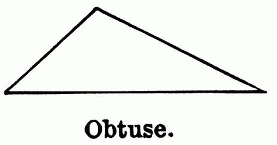 obtuse triangle | Random Images | Pinterest