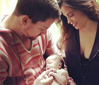 Channing-Jenna Dewan Tatum: Μας συστήνουν την κόρη τους, Everly